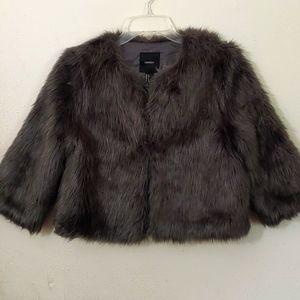 Forever21 Faux Fur Jacket